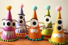 Декор конуса для детей