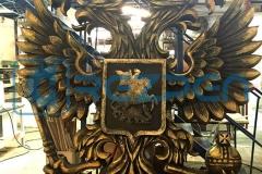 Золотой герб РФ