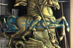 Золотой герб Москвы