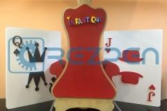 Кресло для детских мероприятий
