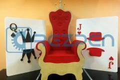 Кресло для дед мороза
