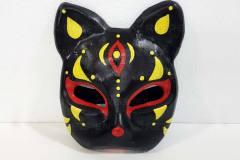 Японская маска кота