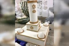 Торт из пенопласта
