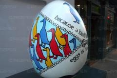 Большие яйца для Магазина