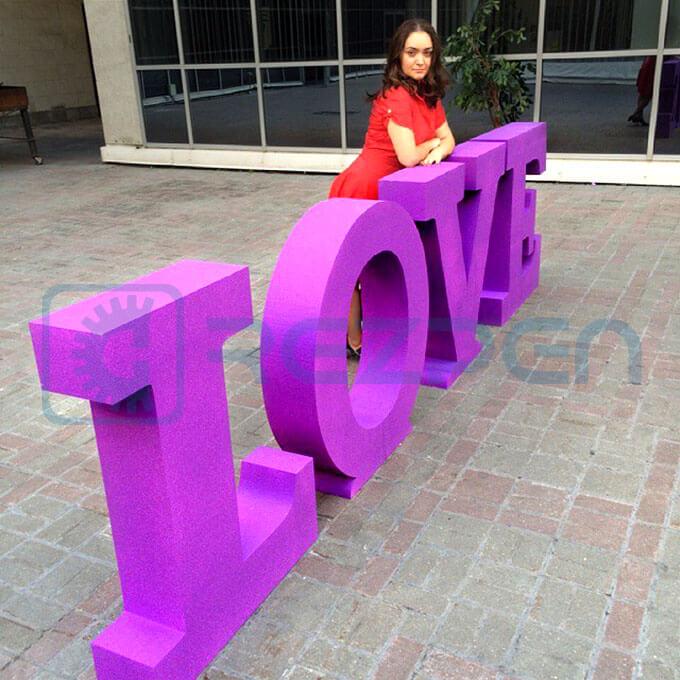 Аренда Love 1 метровые