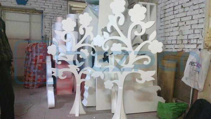 дерево жизни из пенопласта