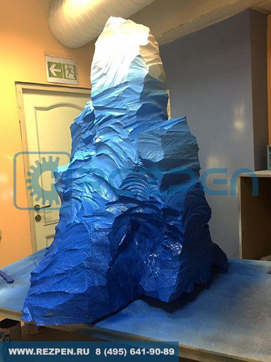 айсберг на новый год
