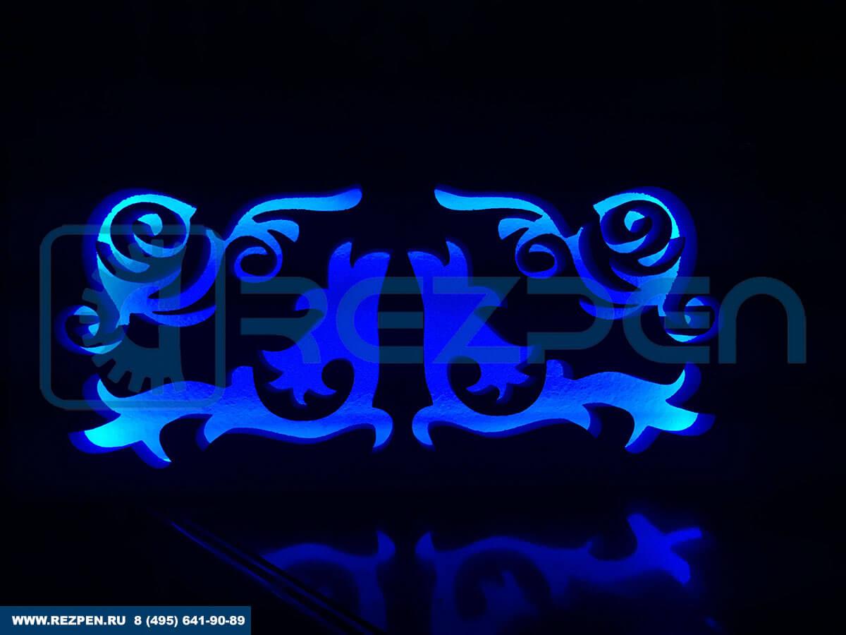 подсветка для трона лича